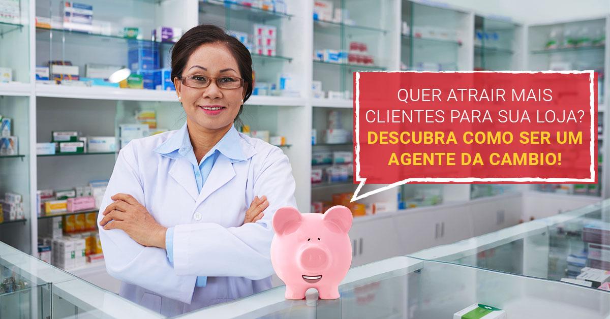 Quais as vantagens de ser um agente da CambioReal?