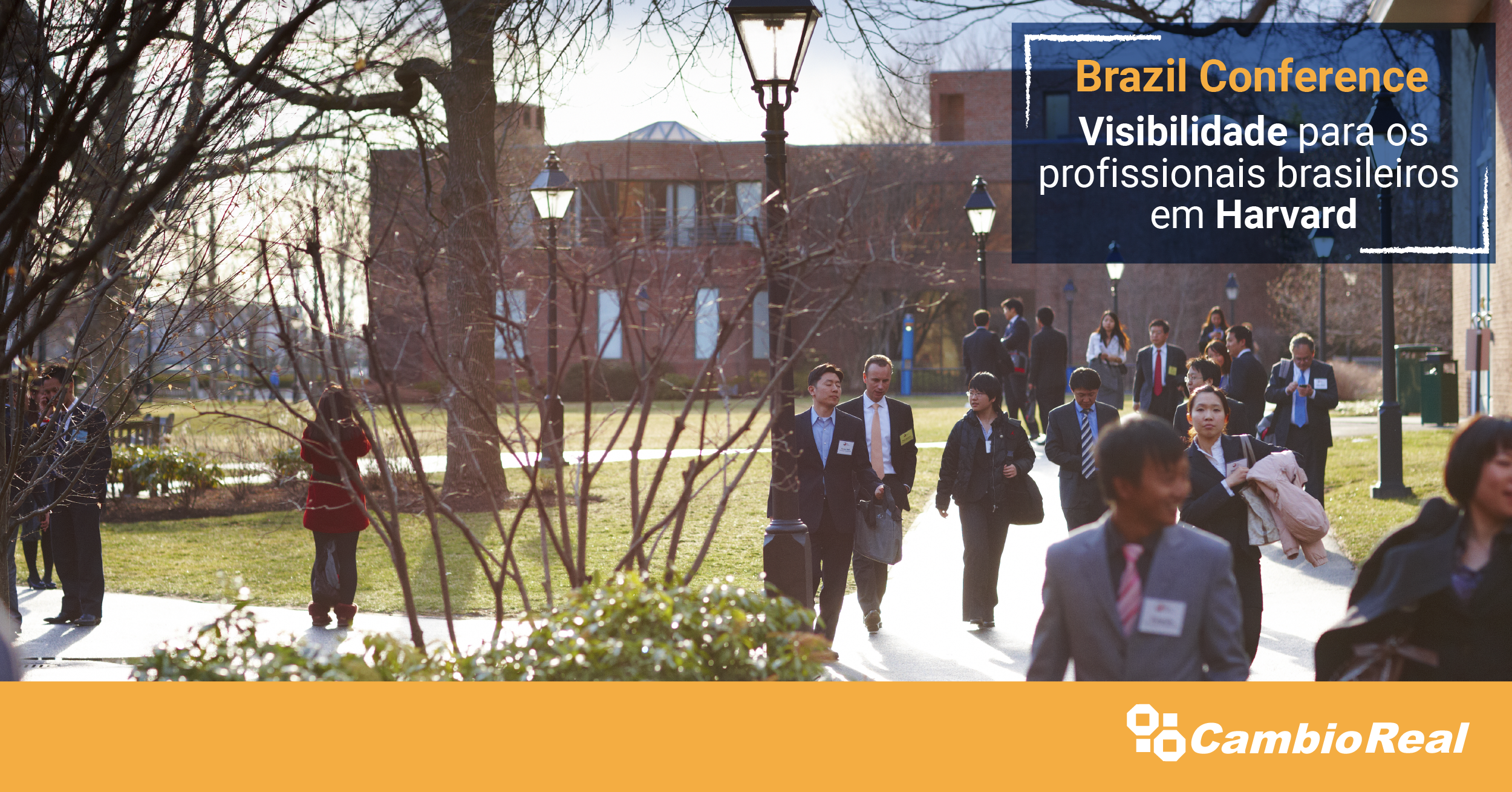 Você já ouviu falar na Brazil Conference at Harvard & MIT?