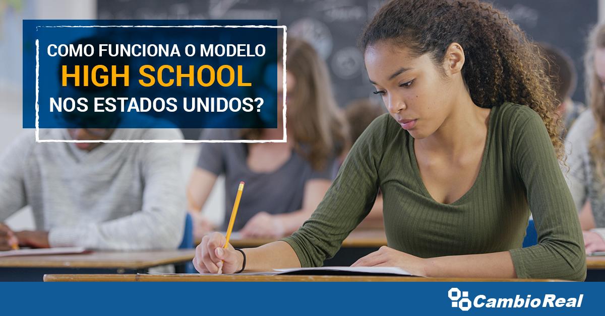 Como funciona o modelo de ensino High School?
