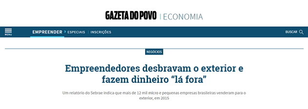 Gazeta do Povo, Curitiba