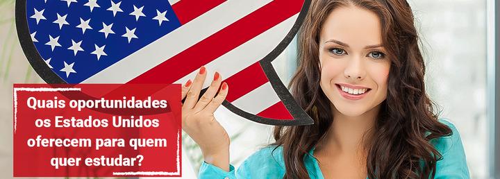 Quais oportunidades os EUA oferecem para quem quer estudar?