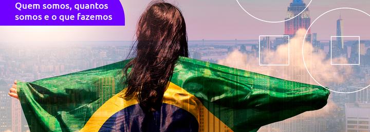 Brazilian-Americans: Quem somos, quantos somos e o que fazemos