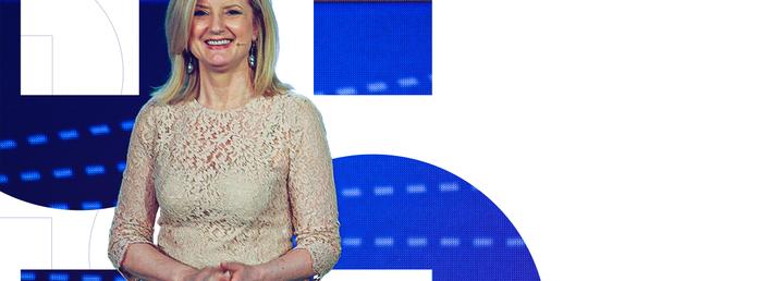 Arianna Huffington: como a mulher mais influente do mundo redefiniu o que é sucesso