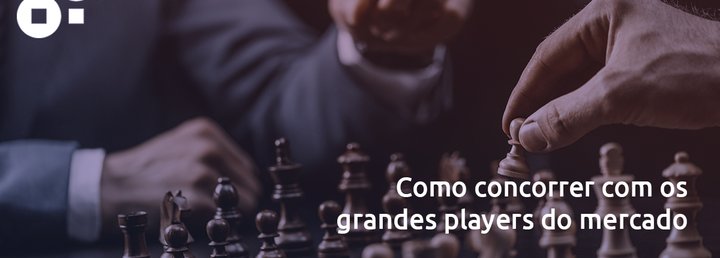 Como concorrer com os grandes players do mercado de e-commerce