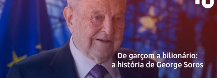 De garçom a bilionário: a história de George Soros