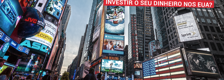 Qual é o melhor mercado para investir o seu dinheiro nos EUA?